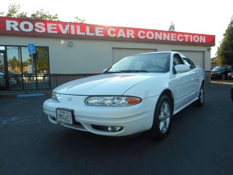 2001 Oldsmobile Alero for sale in Roseville, CA