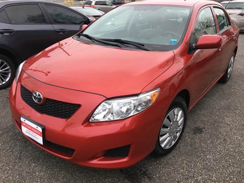 2010 Toyota Corolla for sale in Jersey City, NJ