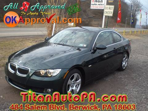 2008 BMW 3 Series for sale in Berwick, PA