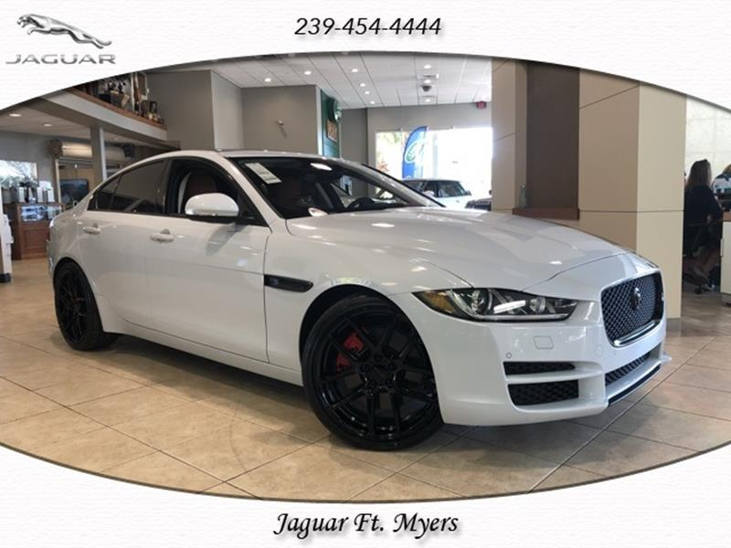 2018 jaguar xe - fort myers, fl fort myers florida sedan vehicles