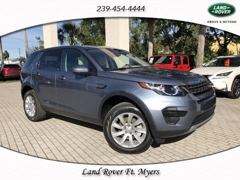 2019 Land Rover Discovery Sport for sale in Fort Myers, FL