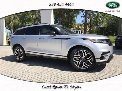 2019 Land Rover Range Rover Velar for sale in Fort Myers, FL