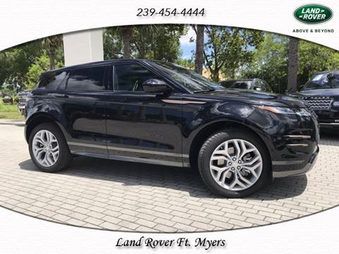 2020 Land Rover Range Rover Evoque for sale in Fort Myers, FL