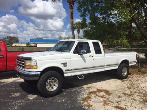 1994 Ford F-250 for sale in Port Saint Lucie, FL