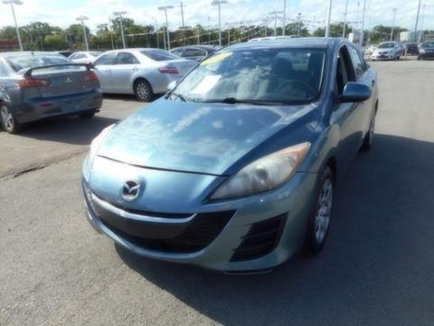 2011 Mazda MAZDA3 for sale in Harvey, IL