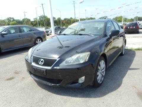 2007 Lexus IS 250 for sale in Harvey, IL