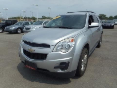 2012 Chevrolet Equinox for sale in Harvey, IL