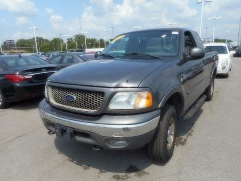 2003 Ford F-150 for sale in Harvey, IL
