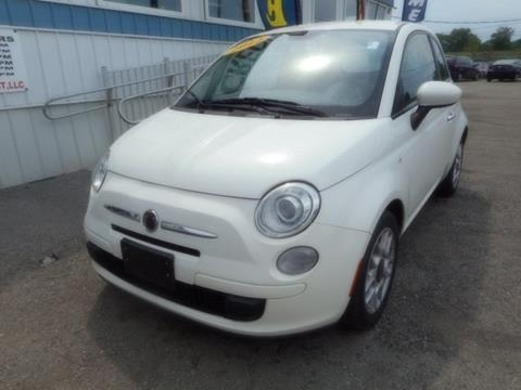 2012 FIAT 500 for sale in Harvey IL