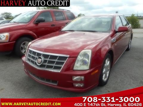 2008 Cadillac STS for sale in Harvey, IL