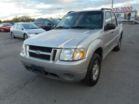 2002 Ford Explorer Sport Trac for sale in Harvey, IL