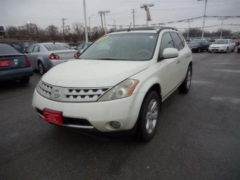 2007 Nissan Murano for sale in Harvey, IL