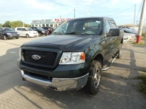 2005 Ford F-150 for sale in Harvey, IL