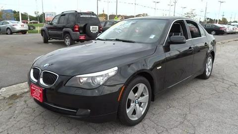 2008 BMW 5 Series for sale in Harvey, IL
