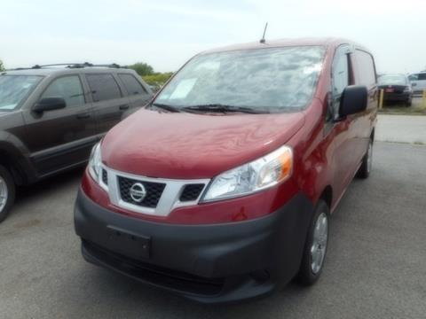2013 Nissan NV200 for sale in Harvey IL