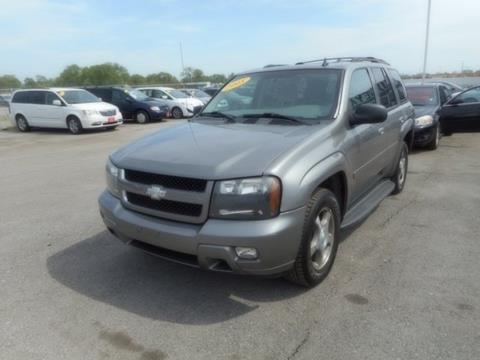 2008 Chevrolet TrailBlazer for sale in Harvey, IL