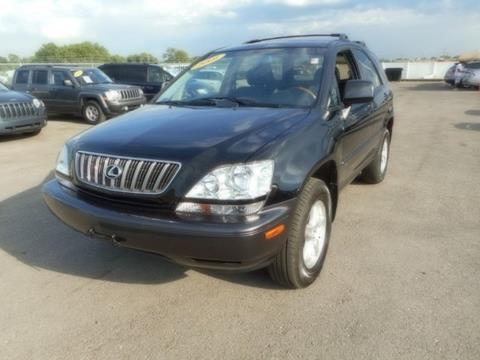 2001 Lexus RX 300 for sale in Harvey, IL