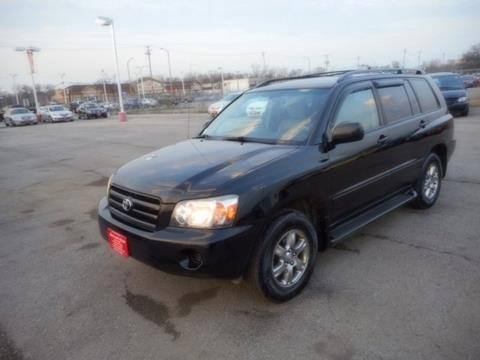 2006 Toyota Highlander for sale in Harvey, IL
