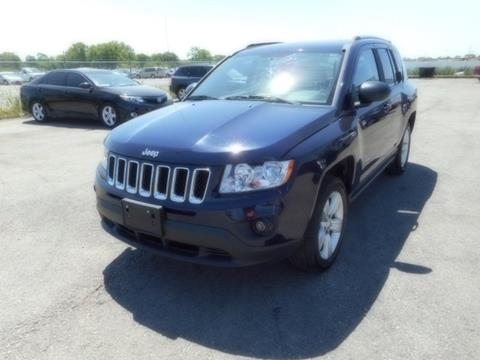 2012 Jeep Compass for sale in Harvey, IL