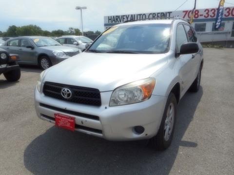 2006 Toyota RAV4 for sale in Harvey IL