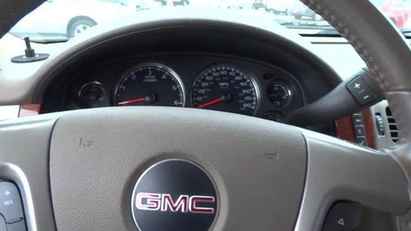 2009 GMC Yukon XL SLT w/4SA - Harvey IL