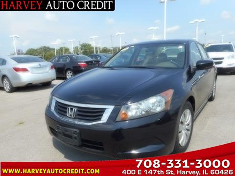 2010 Honda Accord for sale in Harvey, IL