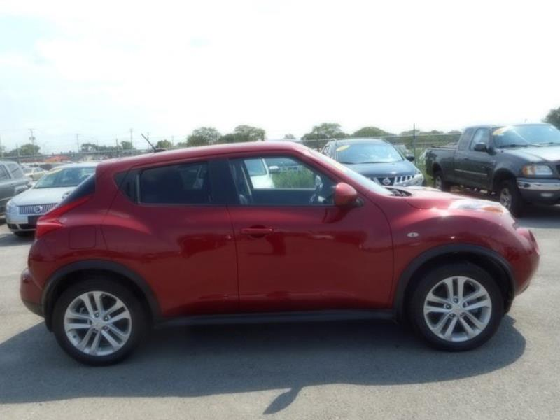 2011 Nissan JUKE AWD SL 4dr Crossover - Harvey IL