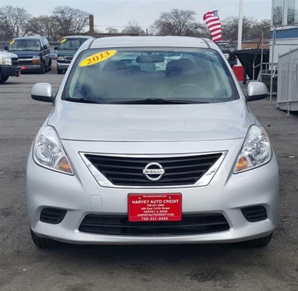 2013 Nissan Versa SV - Harvey IL