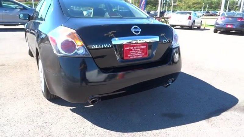 2012 Nissan Altima 2.5 S 4dr Sedan - Harvey IL