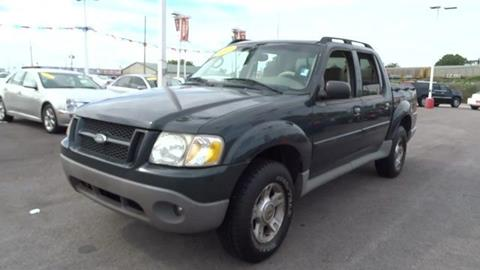 2003 Ford Explorer Sport Trac for sale in Harvey, IL