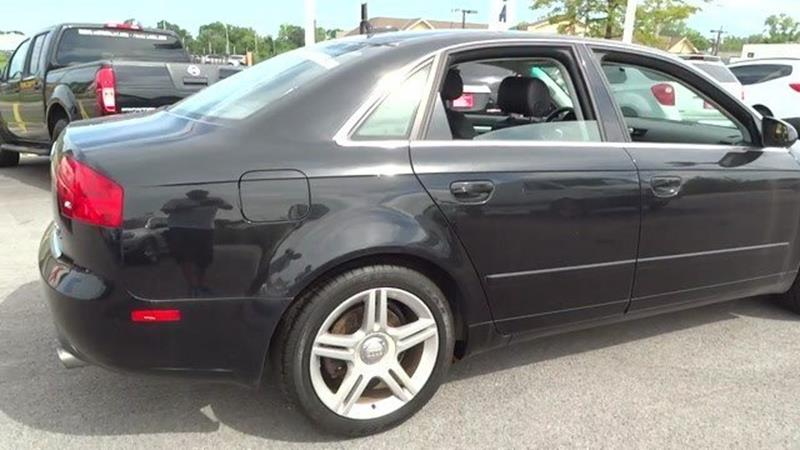2006 Audi A4 AWD 2.0T quattro 4dr Sedan (2L I4 6A) - Harvey IL