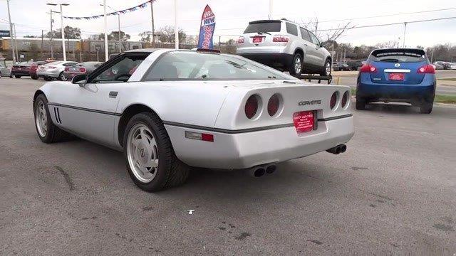 1988 Chevrolet Corvette 2dr Hatchback - Harvey IL