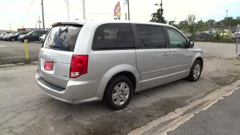 2012 Dodge Grand Caravan SE 4dr Mini-Van - Harvey IL