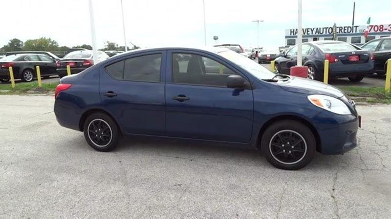 2014 Nissan Versa 1.6 S 4dr Sedan 5M - Harvey IL
