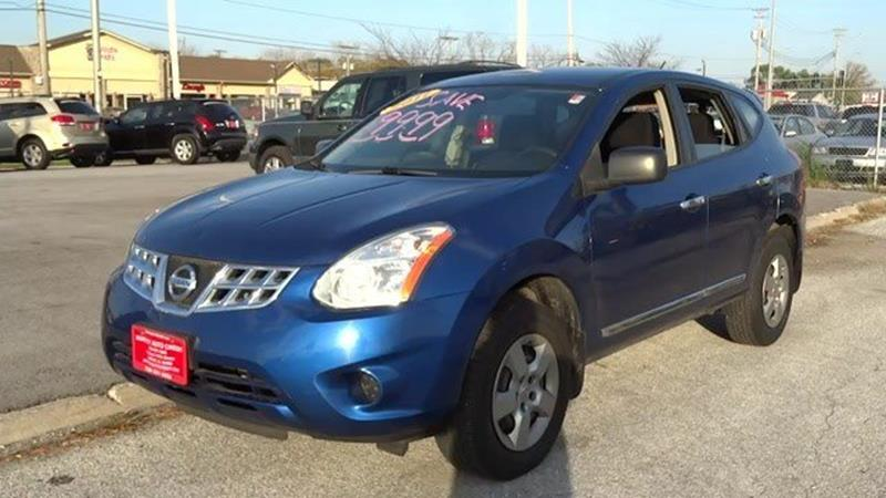 2011 Nissan Rogue S 4dr Crossover - Harvey IL