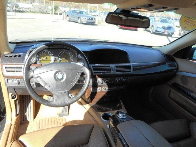 2006 BMW 7 Series 750i 4dr Sedan - Harvey IL