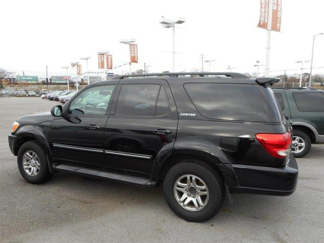 2005 Toyota Sequoia Limited 4WD 4dr SUV - Harvey IL