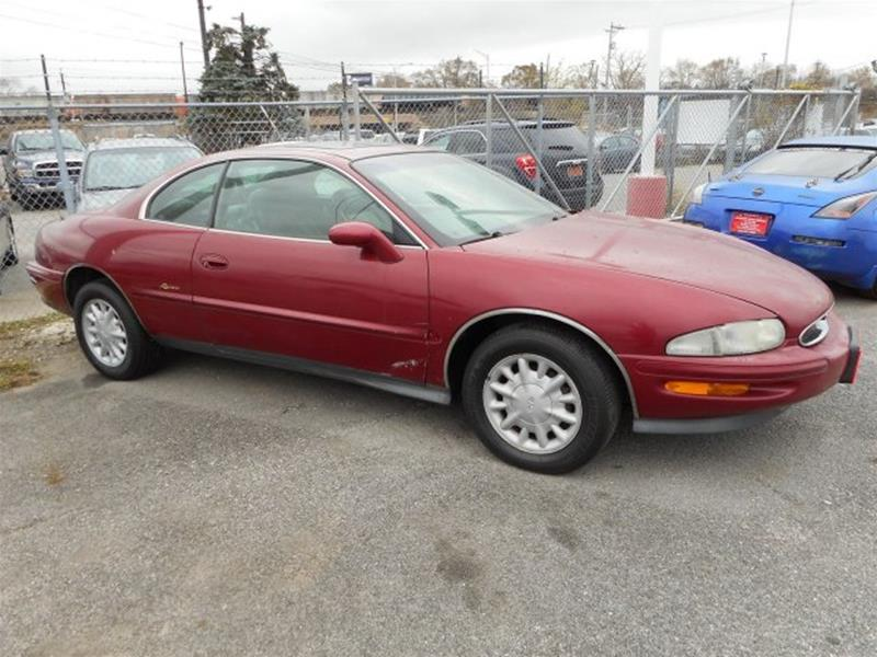 1995 Buick Riviera Supercharged 2dr Coupe - Harvey IL