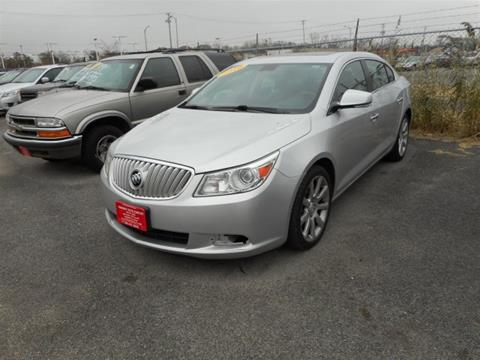 2010 Buick LaCrosse for sale in Harvey, IL