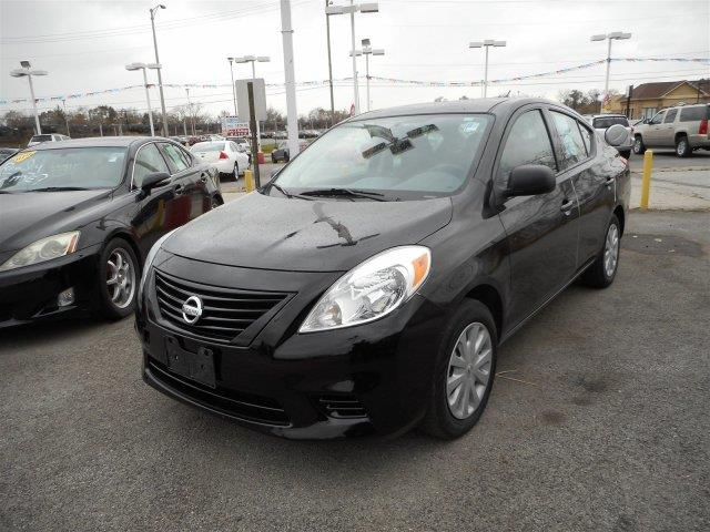 2014 Nissan Versa 1.6 S 4dr Sedan 4A - Harvey IL