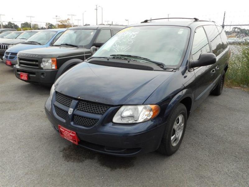 2003 Dodge Grand Caravan SE 4dr Extended Mini-Van - Harvey IL