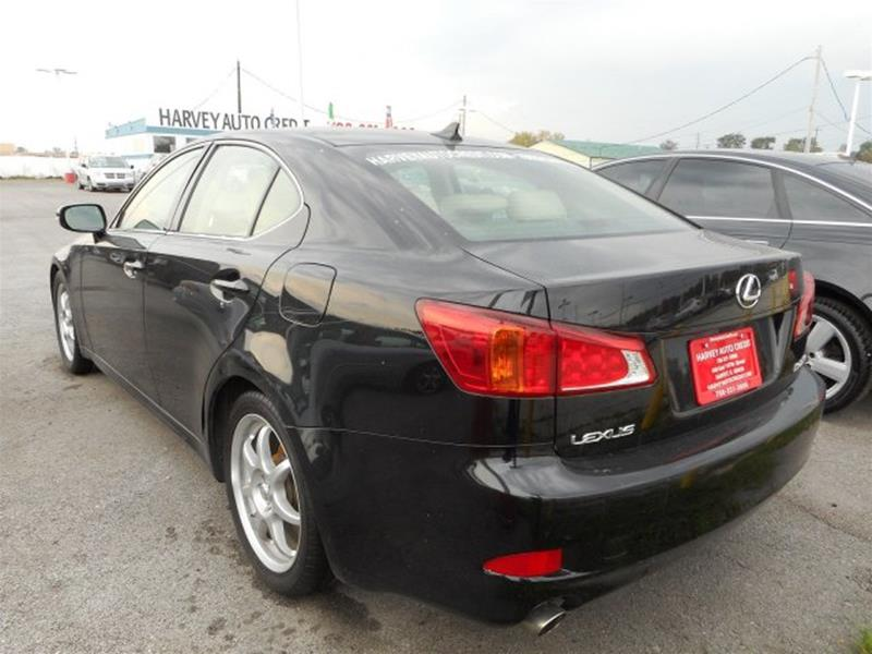 2009 Lexus IS 250 4dr Sedan 6A - Harvey IL