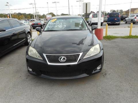 2009 Lexus IS 250 for sale in Harvey IL