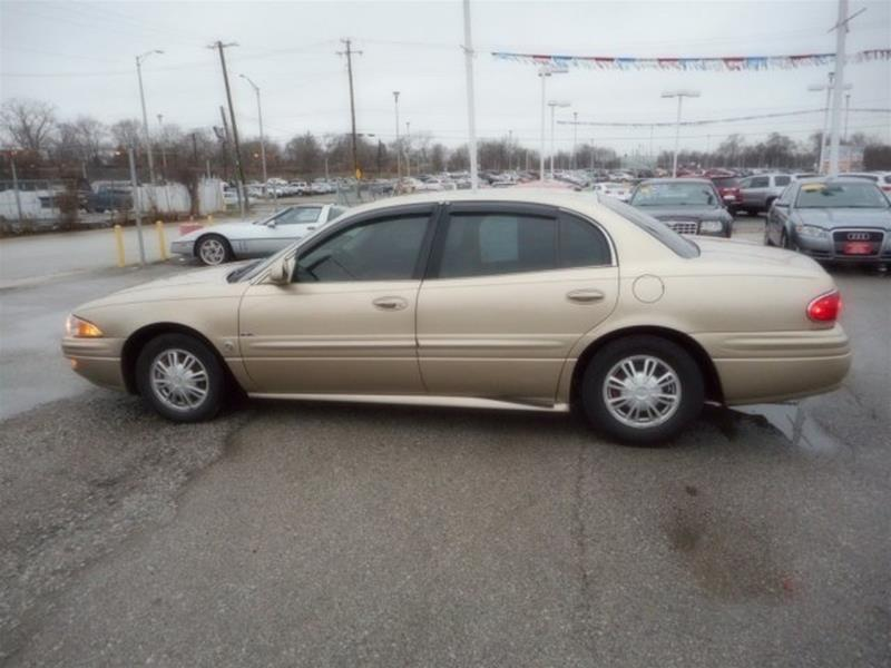 2005 Buick LeSabre Custom 4dr Sedan - Harvey IL