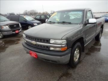 2001 Chevrolet Silverado 1500 for sale in Harvey, IL