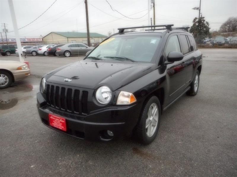 2008 Jeep Compass Sport 4dr SUV w/CJ1 - Harvey IL