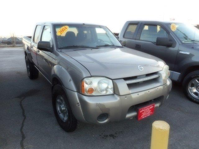 2004 Nissan Frontier 4dr Crew Cab XE-V6 4WD SB - Harvey IL