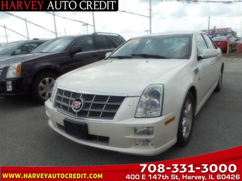 2011 Cadillac STS for sale in Harvey, IL