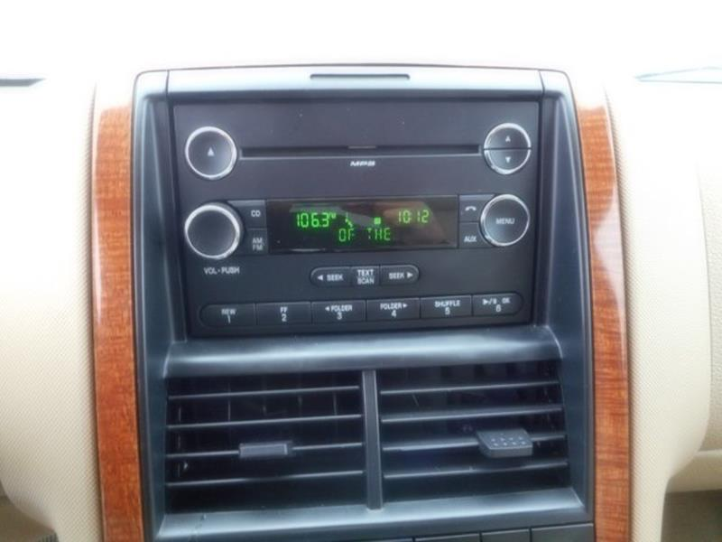 2010 Ford Explorer 4x2 Eddie Bauer 4dr SUV - Harvey IL
