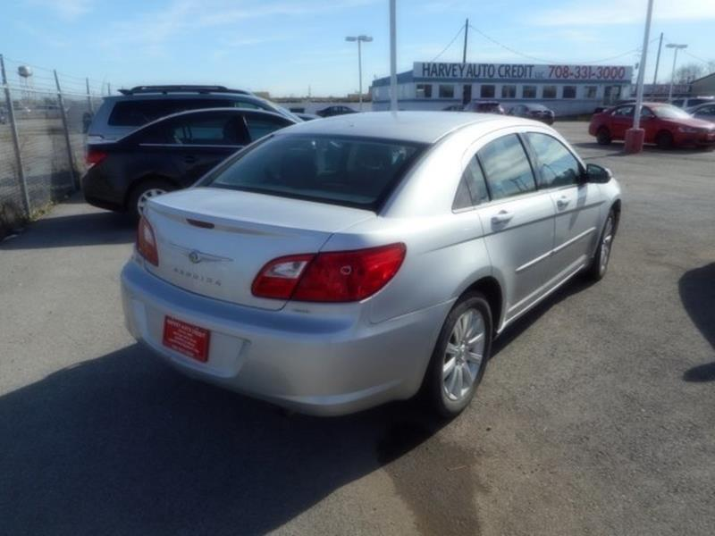 2010 Chrysler Sebring Limited 4dr Sedan - Harvey IL